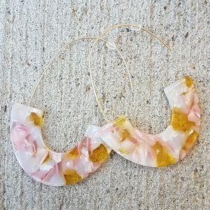 Jewelry - Acrylic Statement Earrings